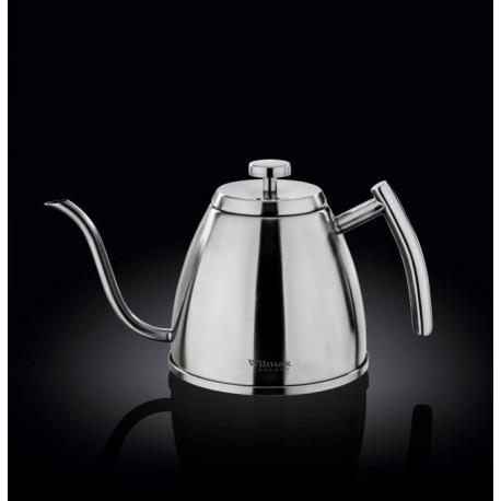 Чайник заварочный Wilmax St.Steel 1200 мл Color WL-551111/1C