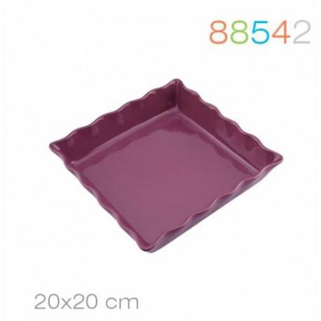 Форма д/выпечки квадрат. 20/20cm Line Granchio 88542