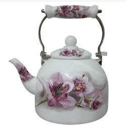 Чайник эмалированный 2л Zauberg 5 L PINK
