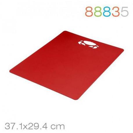 Доска разделочная гибкая 37,1*29,4*0,23 красная Granchio 88835