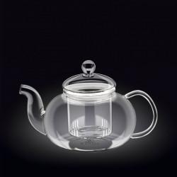 Заварочный чайник с фильтром 1200мл  Wilmax Thermo WL-888815/A