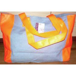 Пляжные сумки 2250 оранжевая Luna