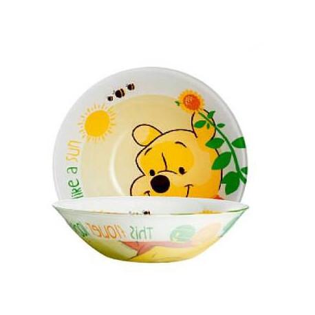 Luminarc Disney Winnie Garden.Салатник 16см H6429