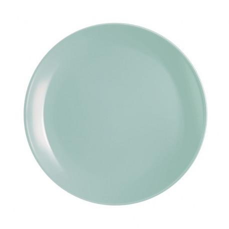 Тарелка десертная 19 см Luminarc Diwali Light Turquoise P2613