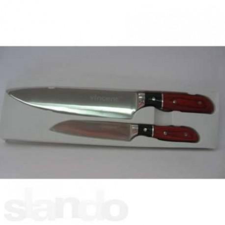 Vincent Набор ножей 2пр.в коробке VC-6117
