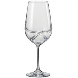 Бокалы для вина Bohemia Turbulence 550 мл-2шт