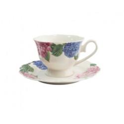 Сервиз чайный 2 пр Astera Hortensie A0530-S3-32А