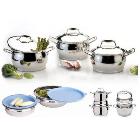 Набор посуды BergHOFF Zeno 12 пр.1111002