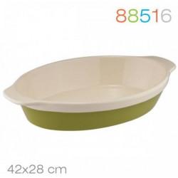 Овальная форма для выпечки Granchio Natura Oliva 88516