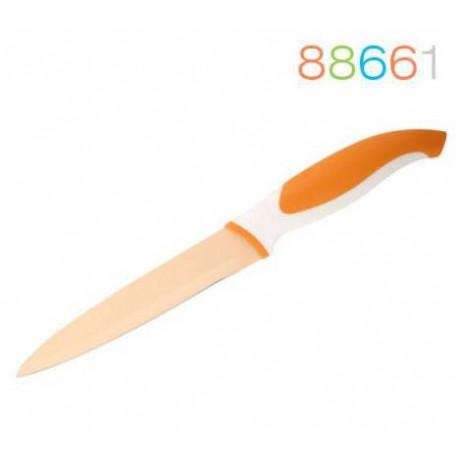Нож Granchio универсальный  оранжевый  88661