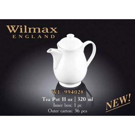 Wilmax Чайник заварочный  320мл.Color WL-994028 / A