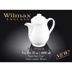 Wilmax Чайник заварочный 1100мл.Color WL-994038