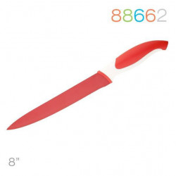 Нож Granchio д/мяса  красный 88662