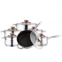 Набор посуды 12пр Krauff Family 88-222-007