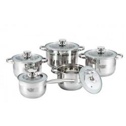 Набор посуды 10пр Krauff Strich 88-222-005