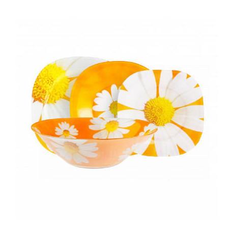 Сервиз столовый 19пр Luminarc Carine Paquerette Melon P4399