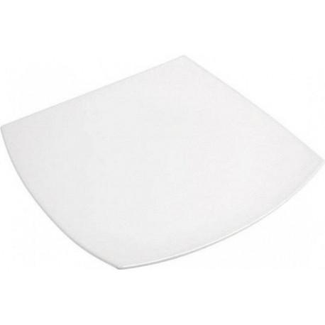 Тарелка десертная 19см Luminarc Quadrato White H3658