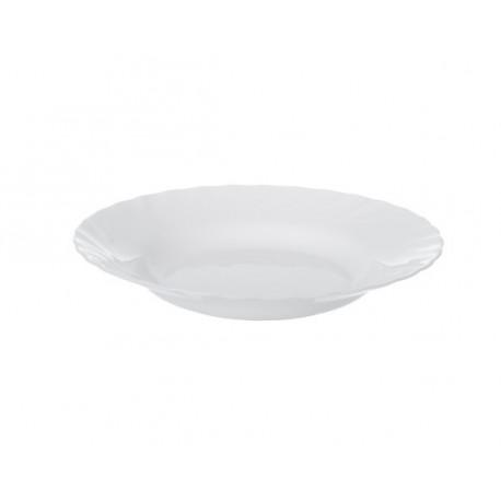 Тарелка глубокая круглая 22,5см Luminarc Trianon D6889