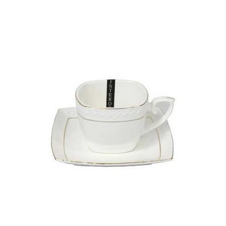 Сервиз чайный на стойке 12пр Снежная королева S507009