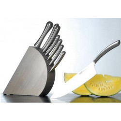 Набор ножей BergHOFF в дер.колоде 8 пр. Concavo 1308036