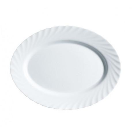 Блюдо овальное 35см Luminarc Trianon E9667