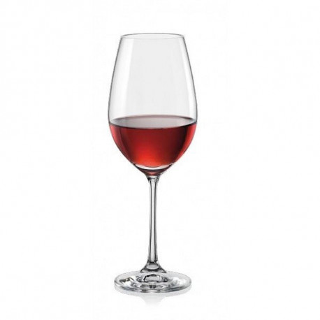 Бокалы для вина Bohemia Viola 350 мл-6 шт