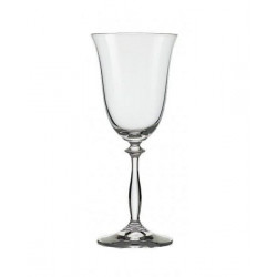 Бокалы для вина Bohemia Angela 185 мл-6шт
