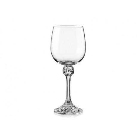 Бокалы для вина Bohemia Julia 190 мл-6шт