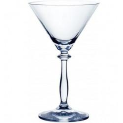 Бокалы для мартини Bohemia Angela 285 мл -6 шт