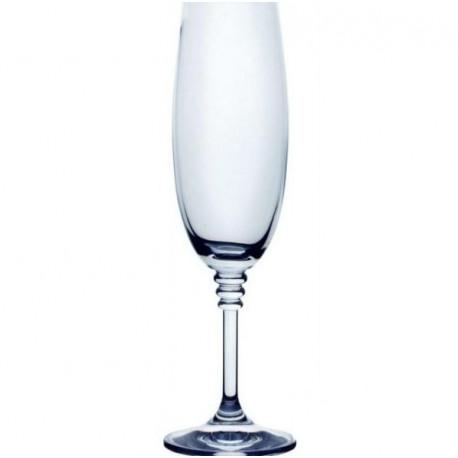 Бокалы для шампанского Bohemia Olivia 190 мл -6 шт