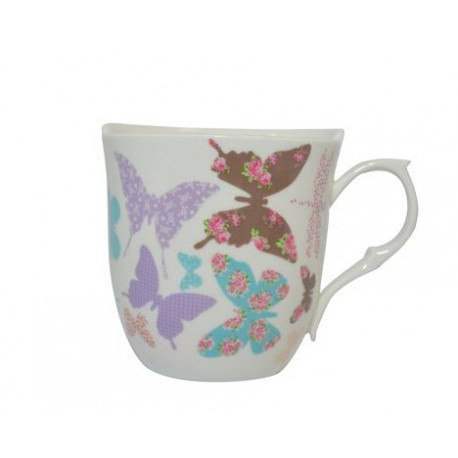 Чашка 250 мл Krauff Butterfly 21-252-030