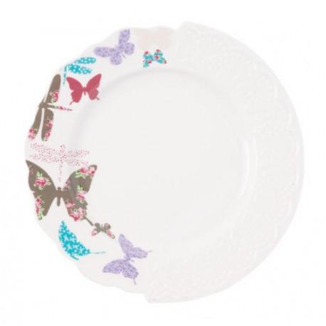 Тарелка десертная 21см Krauff Butterfly 21-252-020