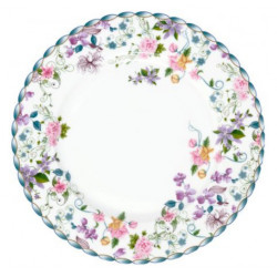 Тарелка обеденная 26,6 см Krauff Versailles 21-244-017