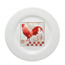 Тарелка обеденная 22,5 см Krauff Village 24-269-018