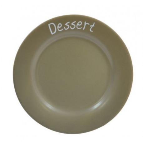 Тарелка десертная 20см Krauff Nature 24-269-040