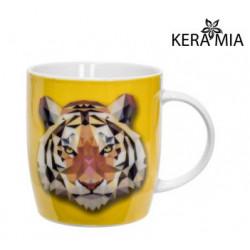 Кружка 360 мл Keramia Тигр 21-279-028