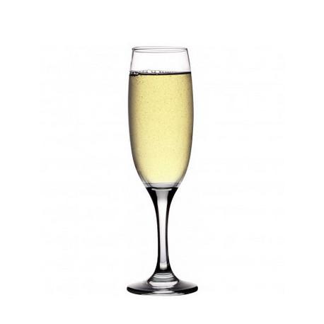 Набор бокалов для шампанского 220мл/6шт LAV Empire 31-146-174