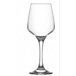 Набор бокалов для вина 330мл/6шт LAV Lal 31-146-075