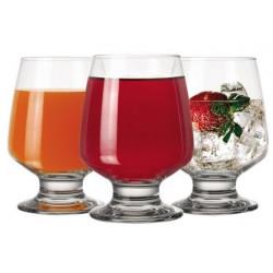 Набор стаканов низких на ножке 290мл/6шт LAV Lal 31-146-190