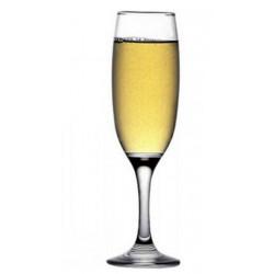 Набор бокалов для шампанского 190мл/6шт LAV Misket 31-146-031