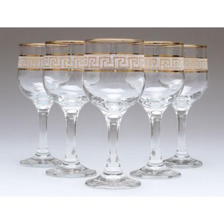 Набор бокалов для вина 165мл/6шт LAV Nevakar VERSE 31-146-232