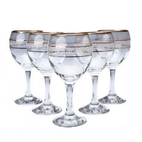 Набор бокалов для вина 165мл/6шт LAV Misket 31-146-088