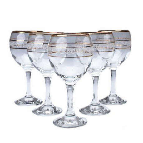 Набор бокалов для вина 260мл/6шт LAV Misket 31-146-090