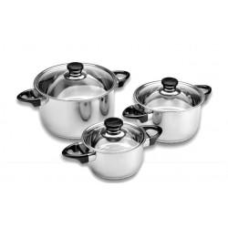 Набор посуды BergHOFF Vision Premium 6 пр. 1112459