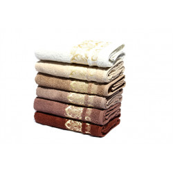 Набор полотенец 70х140 6шт IzziHome - P. Sirma Soft