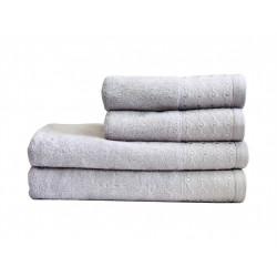 Полотенце махровое 70х140 LightHouse - Bamboo Puan светло-серый