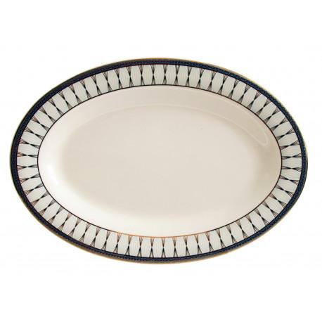 Блюдо овальное 30,5 см Astera Callisto