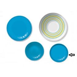 Тарелка десертная 20,5см Luminarc Arty Azur N2491