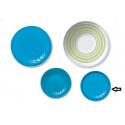 Тарелка глубокая 21см Luminarc Carine Light Turquoise P4251