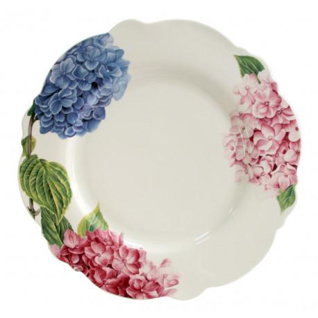Тарелка обеденная 26,5 см Astera Hortensie A0580-S3-24